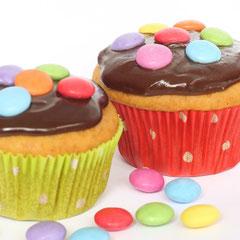 Einfache Muffins - Rezepte für Kinderparty und Kindergeburtstag