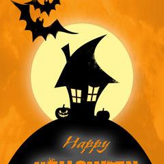 Halloweenkarte