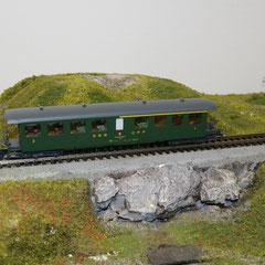 Roco 44730 SBB Seetal ABi 50 85 37-03 017-5 SBB grün 1./2.Klasse