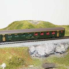 4239 Roco SBB Personenwagen EW II 1.Klasse mit mit alter Beschriftung