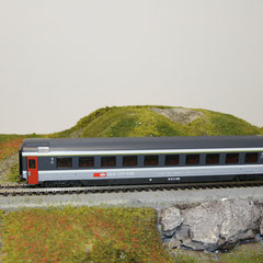 4368 Märklin SBB EuroCity Schnellzugwagen Apm