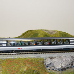 44768 Roco SBB Panoramawagen Apm 1. Kl.