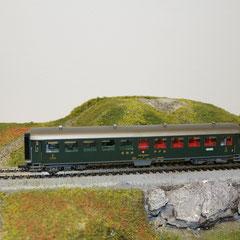 5139 Fleischmann SBB Schnellzugwagen B