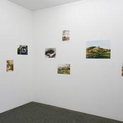 Ausstellungsansicht Raum 2, Galerie 52