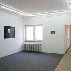 Ausstellungsansicht Raum 1, Galerie 52