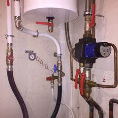 Pose, entretien, dépannage pompe à chaleur Bouc Bel Air