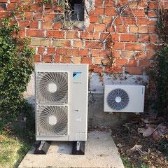 Installation de pompe a chaleur a Aubagne 13400