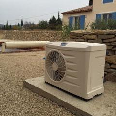Installateur pompe a chaleur piscine Aix en Provence
