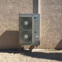 Installation pompe à chaleur Daikin à Trets 13530