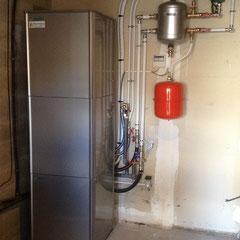 Installateur pompe a chaleur Saint Maxmin