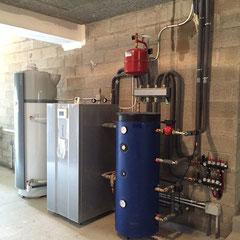Installation de pompe à chaleur La Ciotat 13600