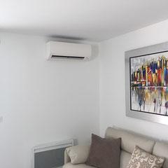 Entreprise de climatisation Daikin à Aubagne