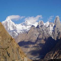 Trango Towers, Gasherbrum II, Gasherbrum 2, Gasherbrum Expedition