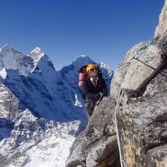 Ama Dablam Expedition, Ama Dablam Besteigung, Am Dablam route, Ama Dablam Basislager, Ama Dablam Daten & Fakten