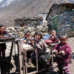 Schule in Samdo
