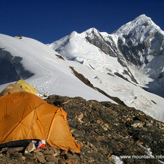 Spantik Expedition in Pakistan, Spantik Route, Spantik pdf, Expeditionen, Expeditionen in Pakistan,© Rob Share