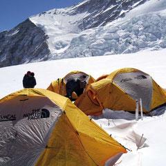 Hochlager I, 6350 m