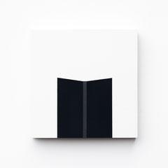 Passage 01, Olieverf op berken multiplex 20x20cm (2019)
