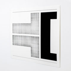 Reunited 03, inktpen, grafiet en houtskool op papier 44x56cm (2019)