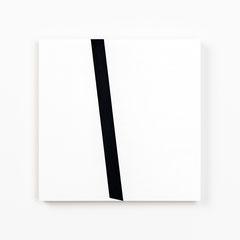 Colonnade #25,  Olieverf op berken multiplex 26x26x3,6 cm (2020)