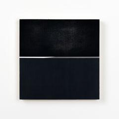 Colonnade #22,  Olieverf op berken multiplex 26x26x3,6 cm (2020)
