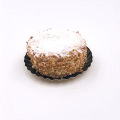 Succès : meringue amande, crème praliné