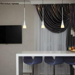 Кухня в стиле хайтек. Жулебино, Москва.