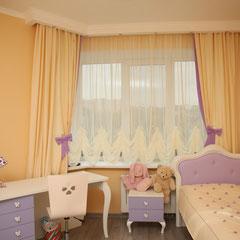 Уютная комната для девочки ))