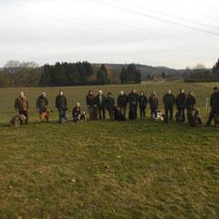 Hundeausschuss des Jagdvereins Hubertus Gießen