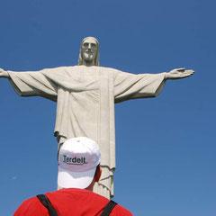 Terdelt à Rio de Janeiro !