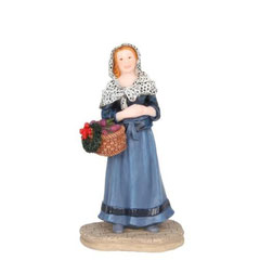 601500- Madame Marie with basket