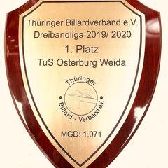 Auszeichnung Schmuckbrett mit Wappen