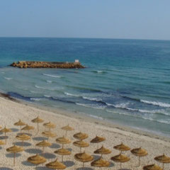 Playa de Sousse