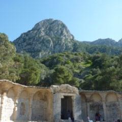 Templo de las aguas de Zaghouan
