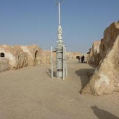 Excursión decorado Star Wars