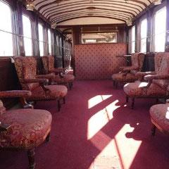 Tren Lezard Rouge