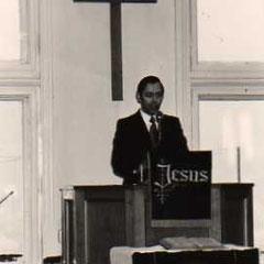 Prediger Werner Müller