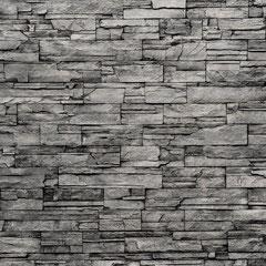 Kunststein Wandpaneele Lascas basalto