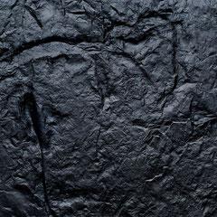 Kunstfelsen Wandplatte Roca negra
