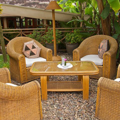 Laos, Luang Prabang: Blue Lagoon restaurant
