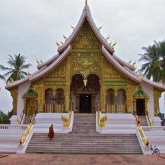 Laos, Luang Prabang: Wat Ho Prabang