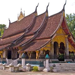 Laos, Luang Prabang: Wat Xieng Thong
