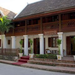 Laos, Luang Prabang: Mekong Riverview hotel on Souvanna Khampong