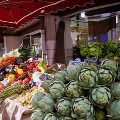 Italienische Märkte Italien Lago Maggiore