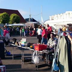 Flohmarkt zum Herbstzauberfest