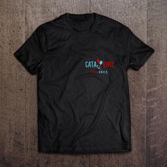 Delantera camiseta Catavinos