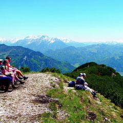Gipfelwandern