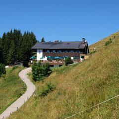 Spitzsteinhaus am Spitzstein Erl