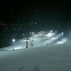 Nachtskilauf am Hocheck Oberaudorf