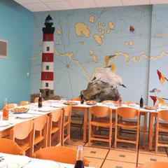salle à manger centre de vacances port blanc